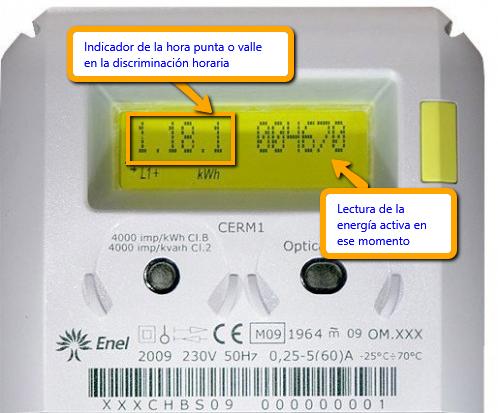 Contador el ctrico digital rendimiento 100 aura energia for Manipular contador luz digital